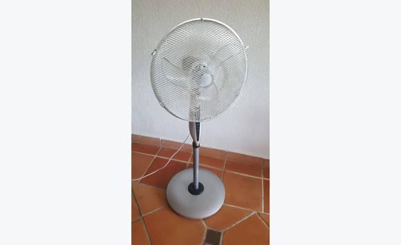 ventilateur avec tele mande Annonce Électroménager